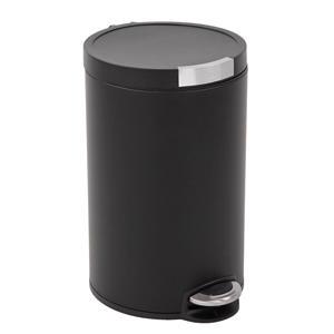 Artistic pedaalemmer  (5 liter) Mat zwart
