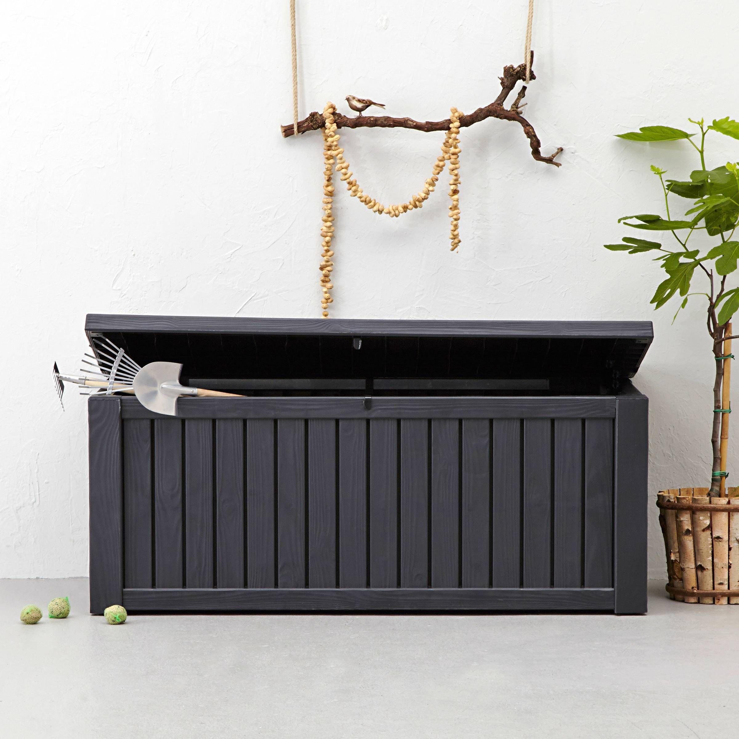 Kussenbox 150 Cm.Rockwood Opbergbox