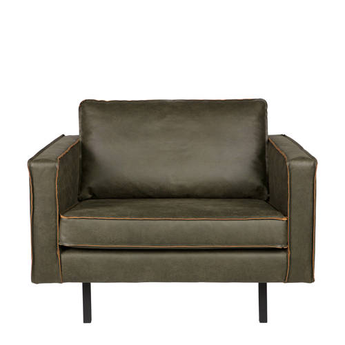 BePureHome Rodeo Army fauteuil