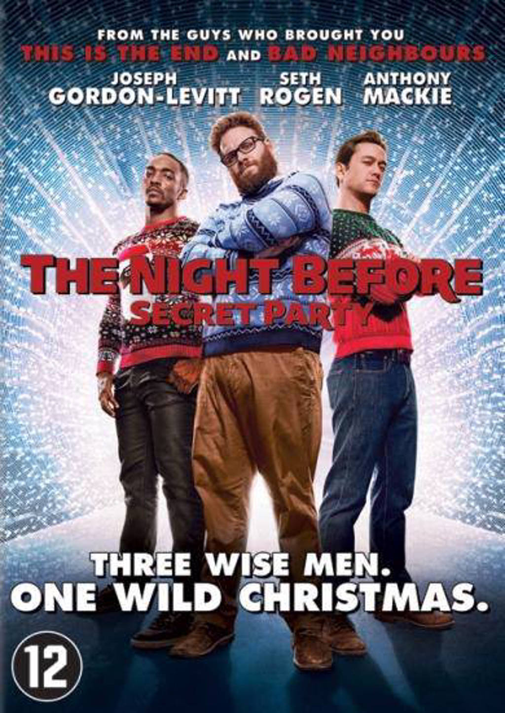 Night before (DVD)