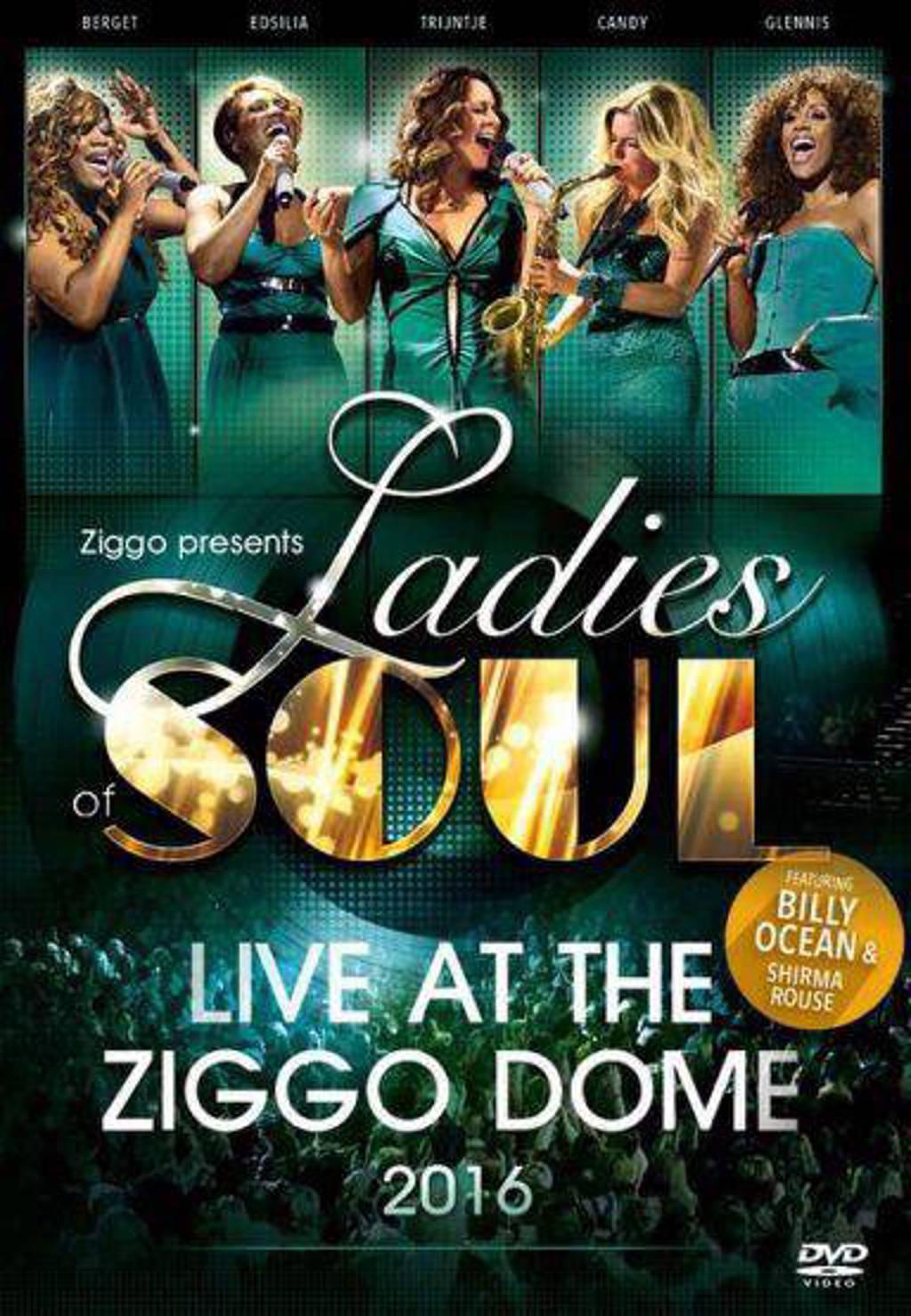 Ladies Of Soul - Live At The Ziggodome 2016 (DVD)