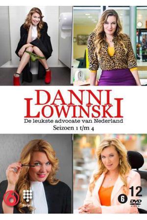 Danni Lowinski - Seizoen 1-4 (DVD)
