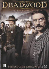 Deadwood - Seizoen 2 (DVD)