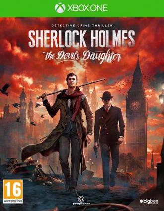 Sherlock Holmes - The devil's daughter  (Xbox One)