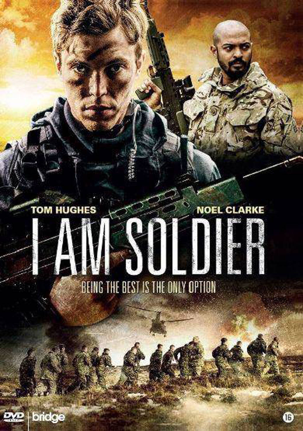 I am soldier (DVD)