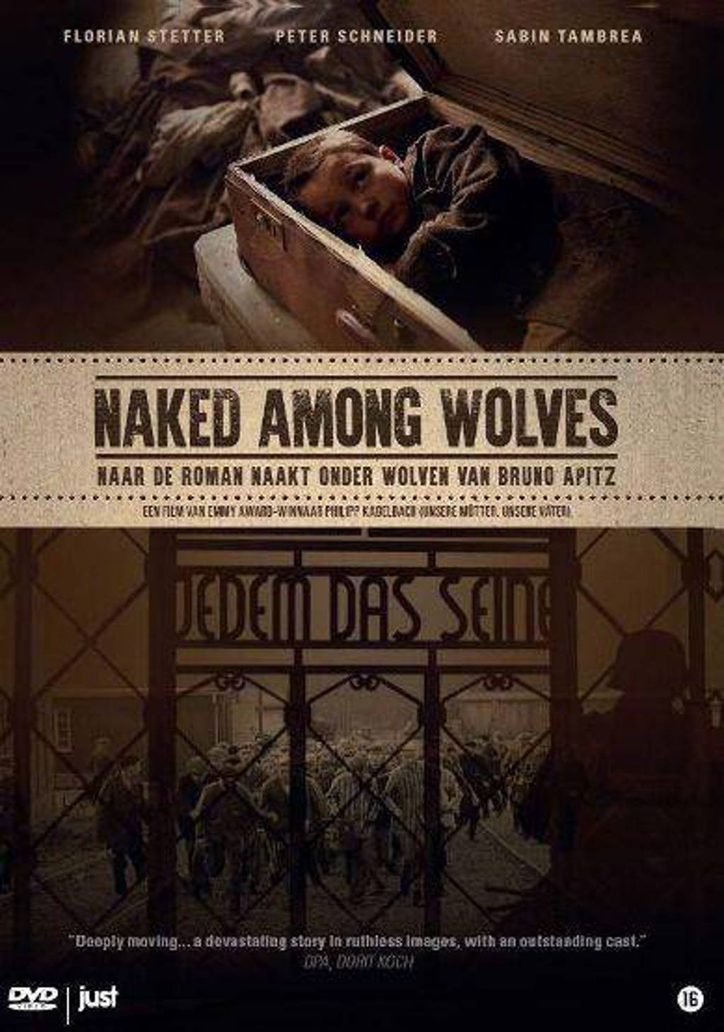 Naked among wolves (DVD)