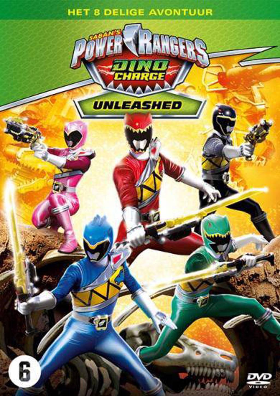 Power Rangers dino charge – Volume 1 (DVD)