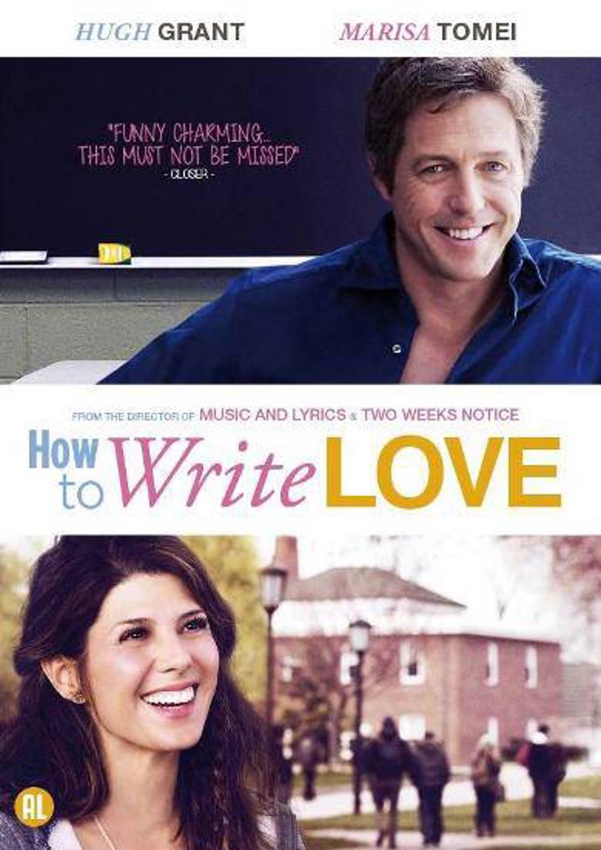 How to write love (DVD)