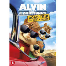 Alvin and the Chipmunks 4 - Road trip (DVD)
