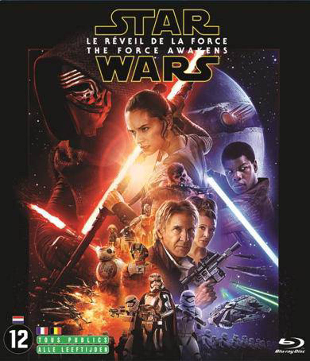 Star wars episode 7 – The force awakens (Blu-ray)