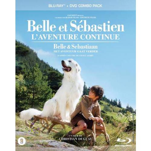 Belle & Sebastiaan - Het avontuur gaat verder (Blu-ray) kopen