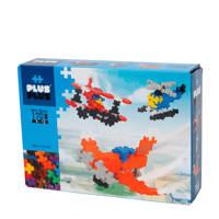 Plus-Plus  mini basic vliegmachines 170 stuks