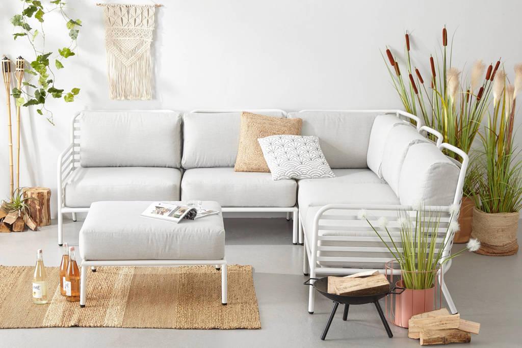 whkmp's own loungeset Breton (XL), Wit/grijs