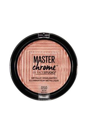 Master Chrome – 50 Molten Rose Gold - Highlighter
