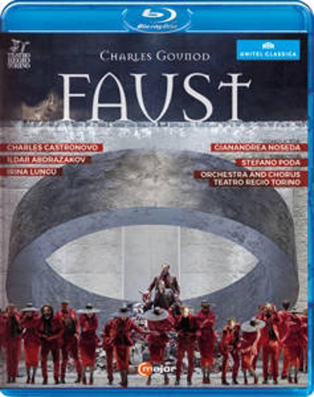 Castronovo,Abdrazakov,Lungu - Faust Teatro Regio Di Torino 2015 B (Blu-ray)