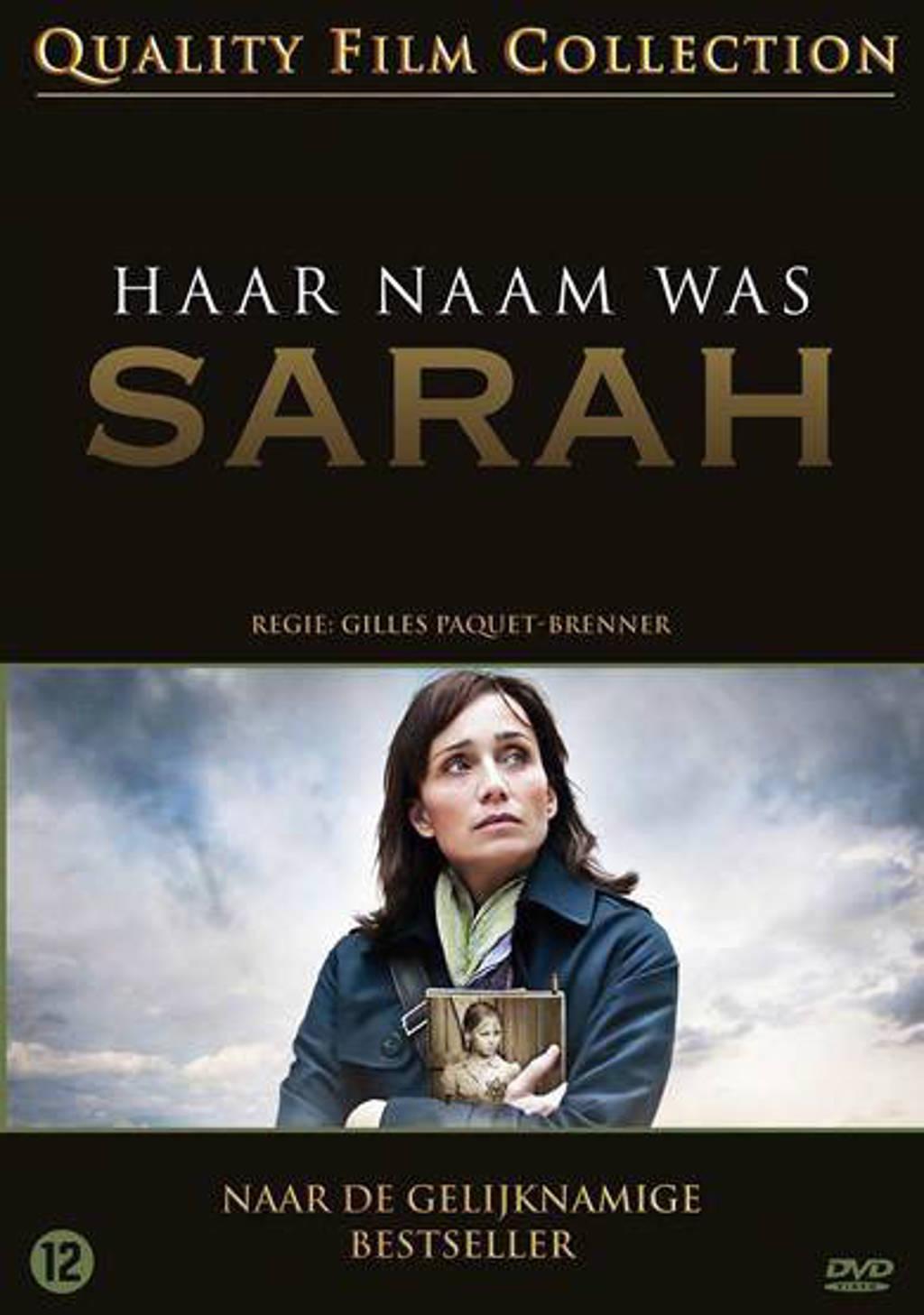 Haar naam was Sarah (DVD)