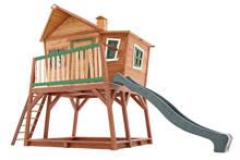 houten speelhuis Max