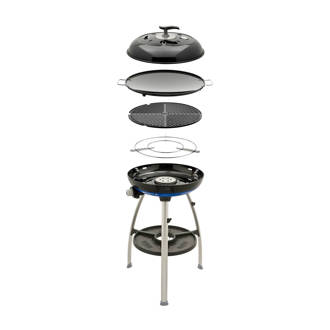Carri Chef 2 BBQ/Skottel gasbarbecue