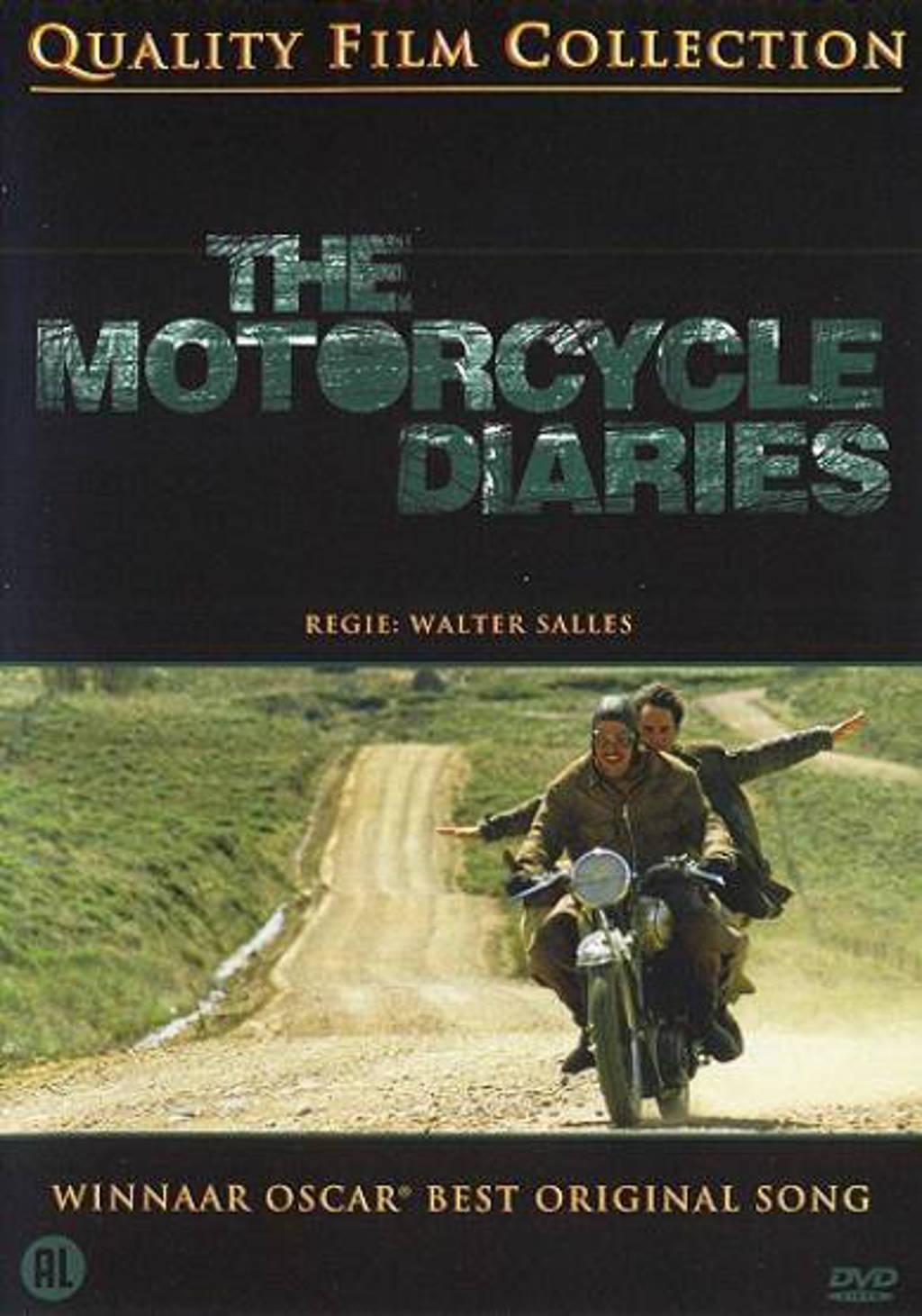 Motorcycle diaries (DVD)
