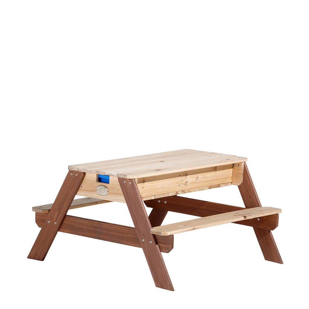 Axi Nick zand/water- picknicktafel