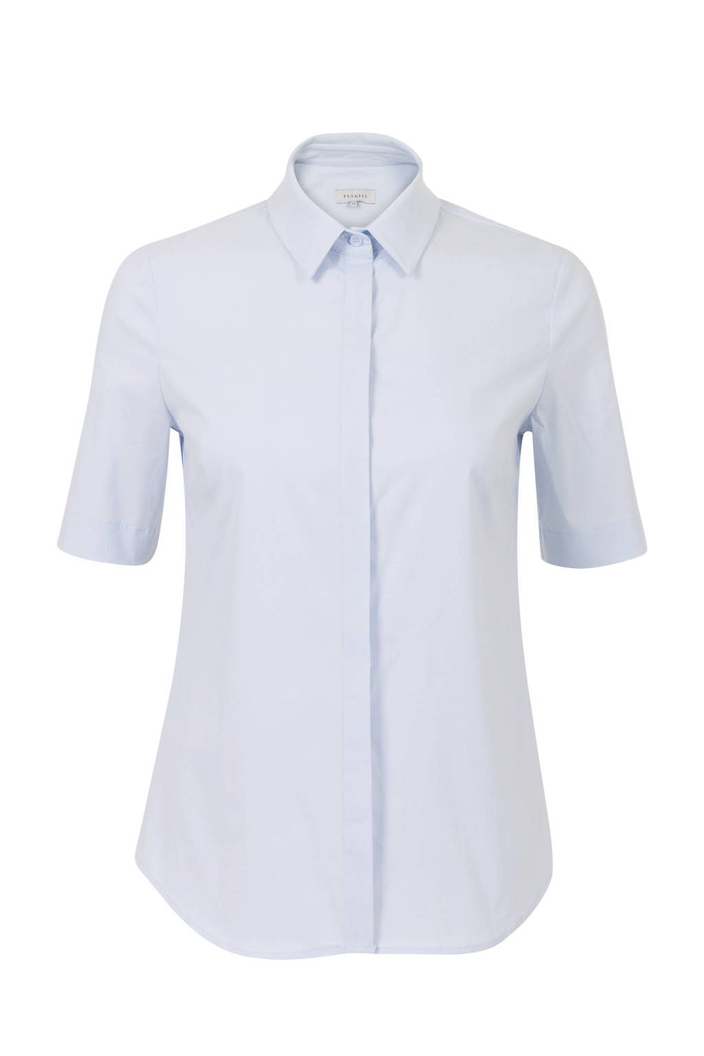 PROMISS blouse, Lichtblauw