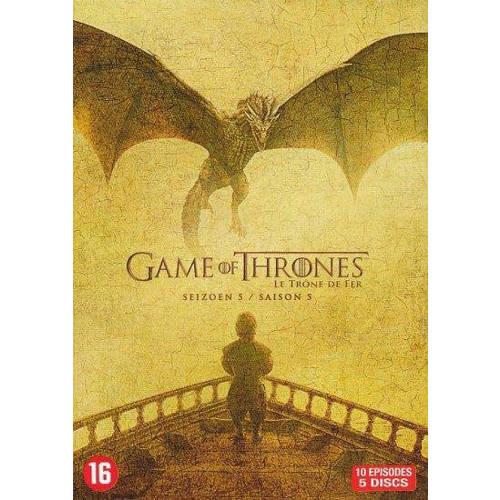 Game of thrones - Seizoen 5 (DVD) kopen