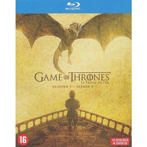 Game of thrones - Seizoen 5 (Blu-ray) kopen