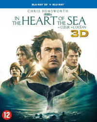 In the heart of the sea (3D) (Blu-ray)