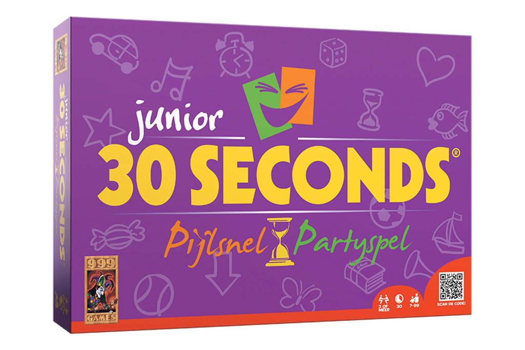 999 Games 30 Seconds junior bordspel