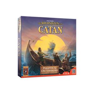 Catan Piraten & Ontdekkers uitbreidingsspel