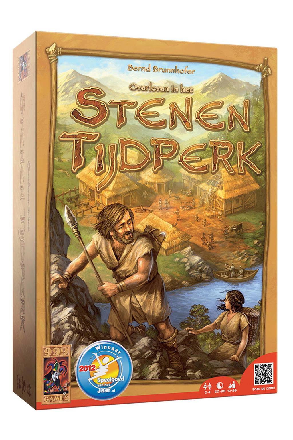 999 Games Stenen Tijdperk bordspel