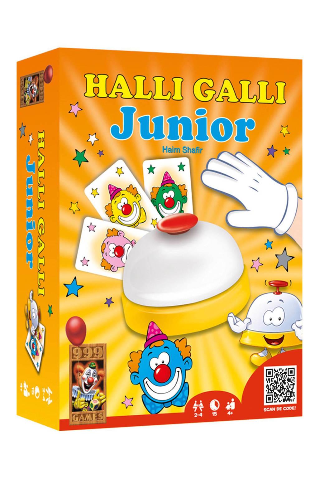 999 Games Halli Galli junior kinderspel kaartspel