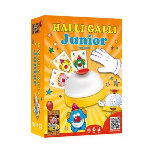 Halli Galli junior kinderspel kaartspel