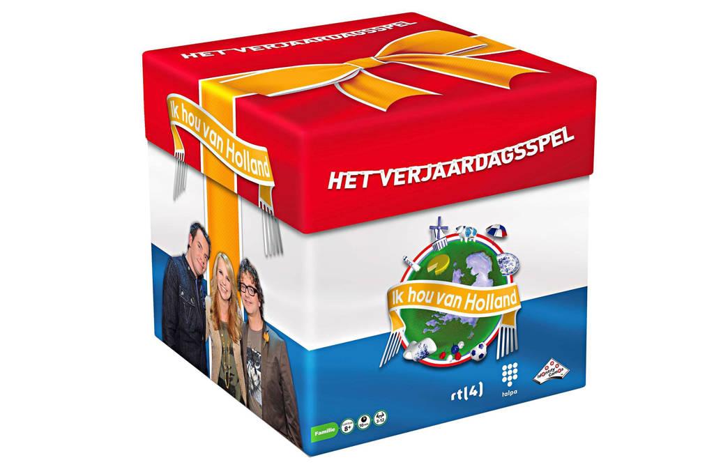 Ik Hou Van Holland Zitzak.Identity Games Ik Hou Van Holland Het Verjaardagsspel Bordspel