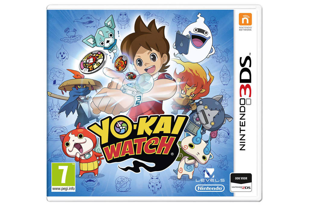 Yokai Watch (Nintendo 3DS)