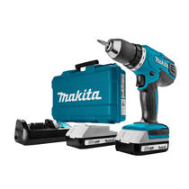 Makita DF457DWE accuboormachine 18V