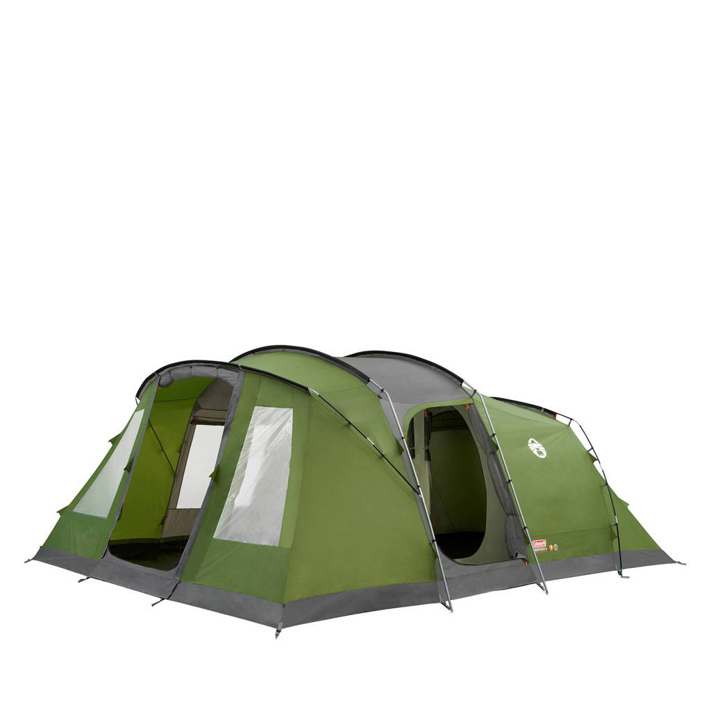 Coleman  Vespucci 6 tunneltent, Green