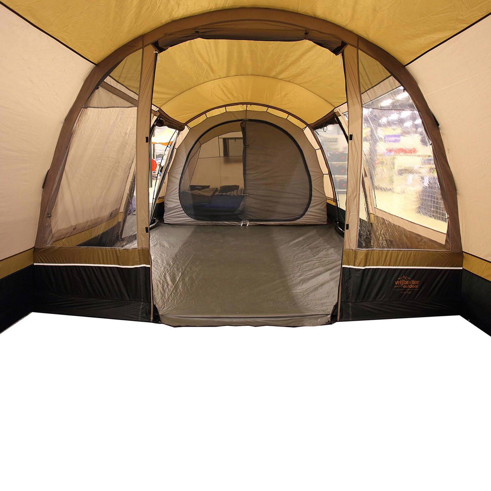 Goede Vrijbuiter Outdoor Pine 4-persoons tunneltent | wehkamp EC-37