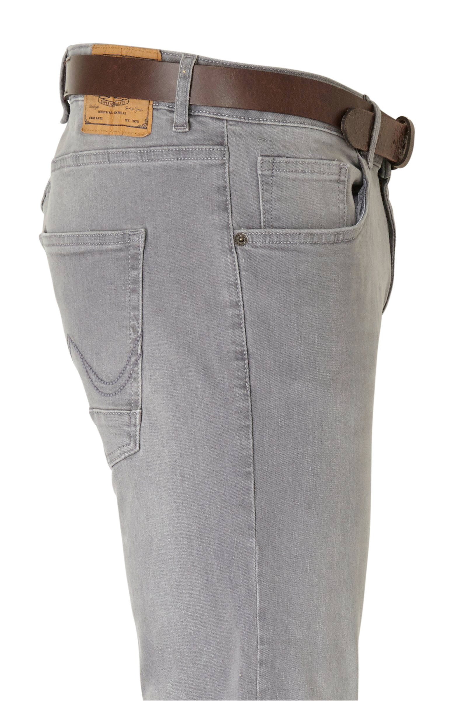 tapered fit jeans Tymore grey denim