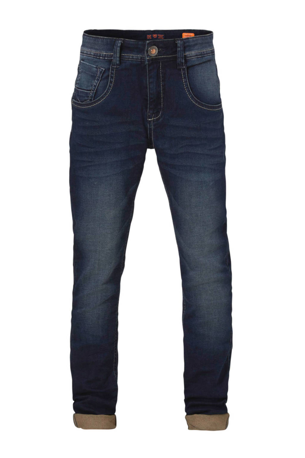 Cars Prinze slim fit jog denim, Dark blue denim