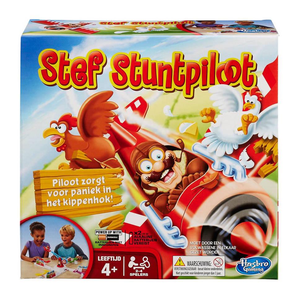 Hasbro Gaming Stef Stuntpiloot Bordspel