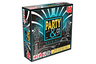 Party & Co original bordspel