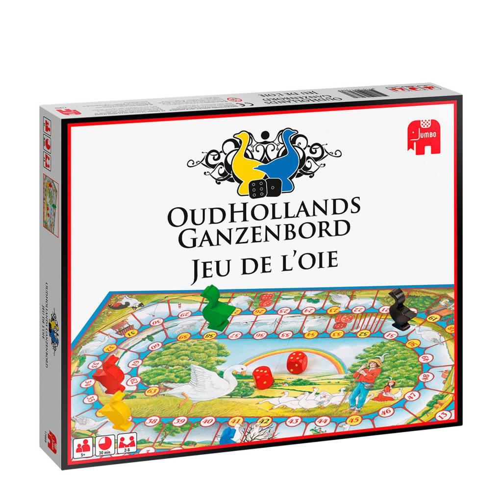 Jumbo Ganzenbord bordspel