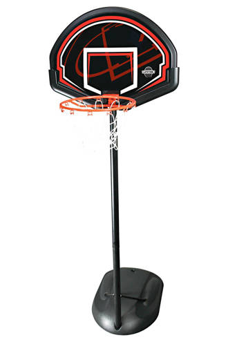 The Rebound basketbal dunk