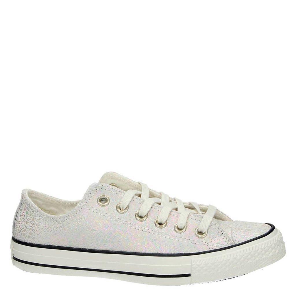 b250c8126db Converse All Star leren sneakers | wehkamp