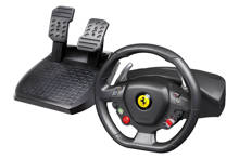 Ferrari 458 racing wheel (Xbox 360/PC)