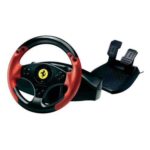 Thrustmaster Ferrari racing wheel Red Legend Edition (PS3/PC) kopen
