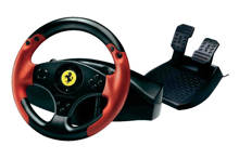 Ferrari racing wheel Red Legend Edition (PS3/PC)