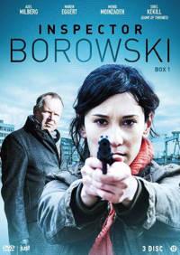 Inspector Borowski & Brandt - Seizoen 1 (DVD)