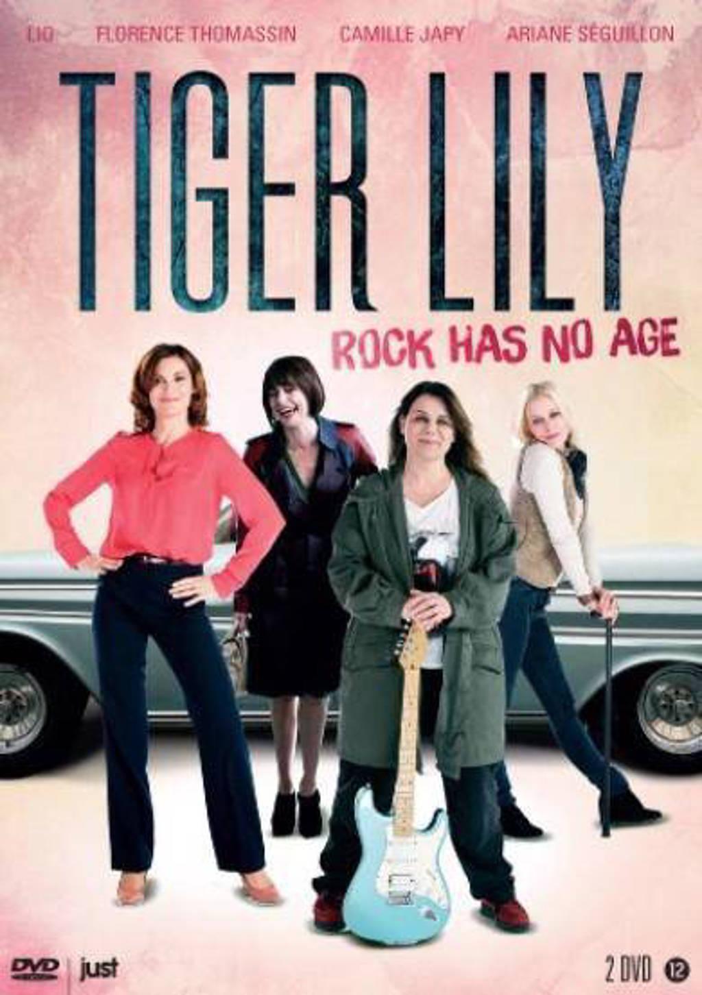 Tiger Lily - Seizoen 1 (DVD)